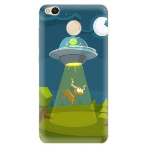 Silikonové pouzdro iSaprio (mléčně zakalené) Ufouni 01 na mobil Xiaomi Redmi 4X