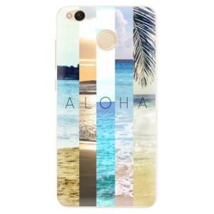 Silikonové pouzdro iSaprio (mléčně zakalené) Aloha 02 na mobil Xiaomi Redmi 4X