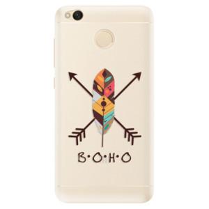 Silikonové pouzdro iSaprio (mléčně zakalené) BOHO na mobil Xiaomi Redmi 4X