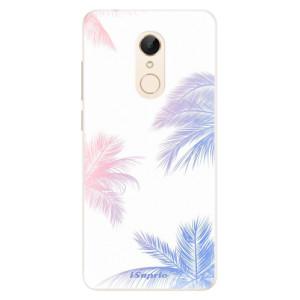 Silikonové pouzdro iSaprio (mléčně zakalené) Palmy 10 na mobil Xiaomi Redmi 5