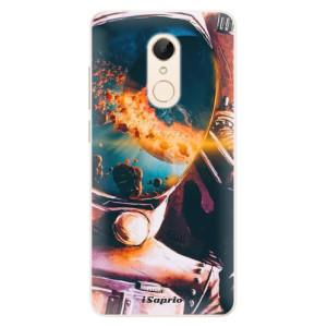 Silikonové pouzdro iSaprio (mléčně zakalené) Astronaut 01 na mobil Xiaomi Redmi 5