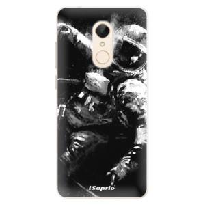 Silikonové pouzdro iSaprio (mléčně zakalené) Astronaut 02 na mobil Xiaomi Redmi 5