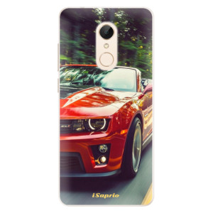 Silikonové pouzdro iSaprio (mléčně zakalené) Chevrolet 02 na mobil Xiaomi Redmi 5