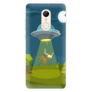 Silikonové pouzdro iSaprio (mléčně zakalené) Ufouni 01 na mobil Xiaomi Redmi 5