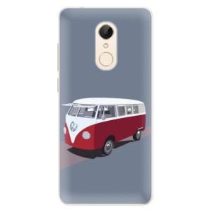 Silikonové pouzdro iSaprio (mléčně zakalené) VW Bus na mobil Xiaomi Redmi 5
