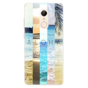 Silikonové pouzdro iSaprio (mléčně zakalené) Aloha 02 na mobil Xiaomi Redmi 5
