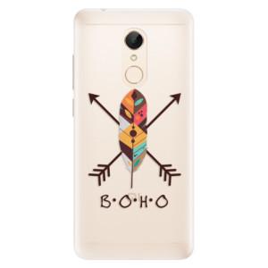 Silikonové pouzdro iSaprio (mléčně zakalené) BOHO na mobil Xiaomi Redmi 5