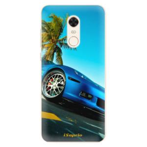 Silikonové pouzdro iSaprio (mléčně zakalené) Kára 10 na mobil Xiaomi Redmi 5 Plus