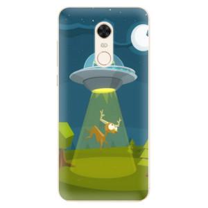 Silikonové pouzdro iSaprio (mléčně zakalené) Ufouni 01 na mobil Xiaomi Redmi 5 Plus