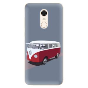 Silikonové pouzdro iSaprio (mléčně zakalené) VW Bus na mobil Xiaomi Redmi 5 Plus