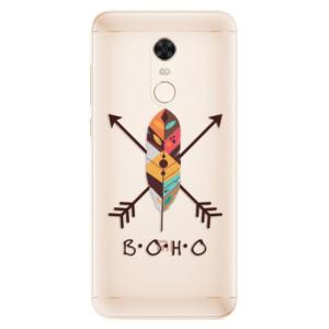 Silikonové pouzdro iSaprio (mléčně zakalené) BOHO na mobil Xiaomi Redmi 5 Plus