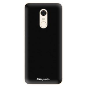 Silikonové pouzdro iSaprio 4Pure černé na mobil Xiaomi Redmi 5 Plus
