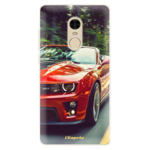 Silikonové pouzdro iSaprio (mléčně zakalené) Chevrolet 02 na mobil Xiaomi Redmi Note 4