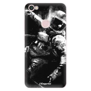 Silikonové pouzdro iSaprio (mléčně zakalené) Astronaut 02 na mobil Xiaomi Redmi Note 5A / 5A Prime