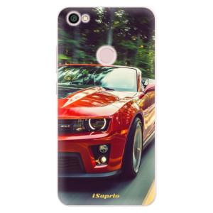 Silikonové pouzdro iSaprio (mléčně zakalené) Chevrolet 02 na mobil Xiaomi Redmi Note 5A / 5A Prime