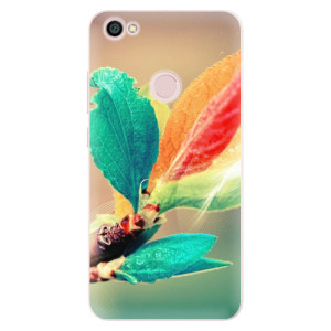 Silikonové pouzdro iSaprio (mléčně zakalené) Podzim 02 na mobil Xiaomi Redmi Note 5A / 5A Prime