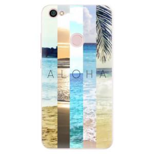 Silikonové pouzdro iSaprio (mléčně zakalené) Aloha 02 na mobil Xiaomi Redmi Note 5A / 5A Prime