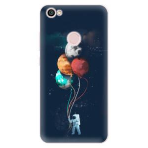 Silikonové pouzdro iSaprio (mléčně zakalené) Balónky 02 na mobil Xiaomi Redmi Note 5A / 5A Prime