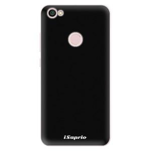 Silikonové pouzdro iSaprio 4Pure černé na mobil Xiaomi Redmi Note 5A / 5A Prime