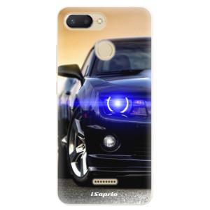 Silikonové pouzdro iSaprio (mléčně zakalené) Chevrolet 01 na mobil Xiaomi Redmi 6