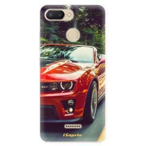 Silikonové pouzdro iSaprio (mléčně zakalené) Chevrolet 02 na mobil Xiaomi Redmi 6
