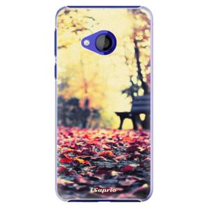 Plastové pouzdro iSaprio Bench 01 na mobil HTC U Play