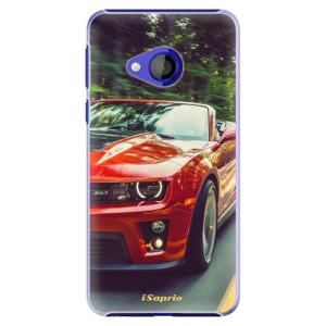 Plastové pouzdro iSaprio Chevrolet 02 na mobil HTC U Play