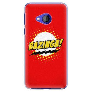 Plastové pouzdro iSaprio Bazinga 01 na mobil HTC U Play