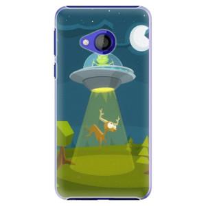 Plastové pouzdro iSaprio Ufouni 01 na mobil HTC U Play