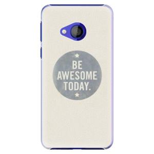 Plastové pouzdro iSaprio Awesome 02 na mobil HTC U Play