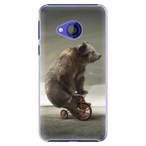 Plastové pouzdro iSaprio Medvěd 01 na mobil HTC U Play