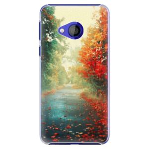 Plastové pouzdro iSaprio Podzim 03 na mobil HTC U Play