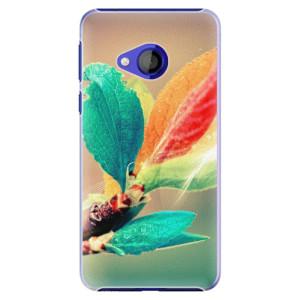 Plastové pouzdro iSaprio Podzim 02 na mobil HTC U Play