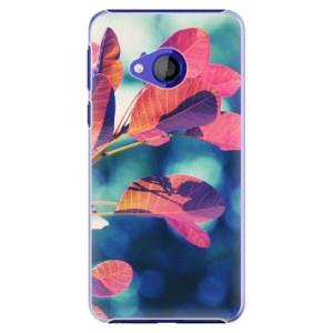 Plastové pouzdro iSaprio Podzim 01 na mobil HTC U Play