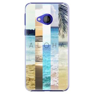 Plastové pouzdro iSaprio Aloha 02 na mobil HTC U Play