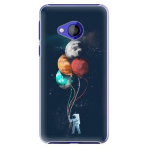 Plastové pouzdro iSaprio Balónky 02 na mobil HTC U Play