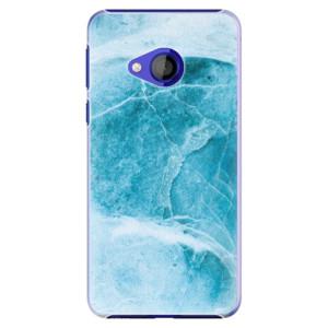 Plastové pouzdro iSaprio Blue Marble na mobil HTC U Play
