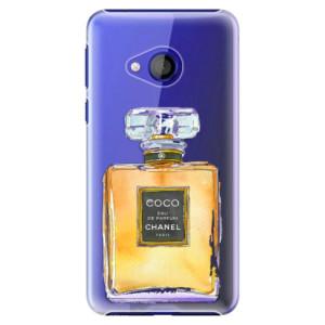 Plastové pouzdro iSaprio Chanel Gold na mobil HTC U Play