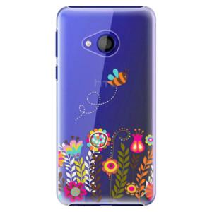 Plastové pouzdro iSaprio Včelka Pája 01 na mobil HTC U Play