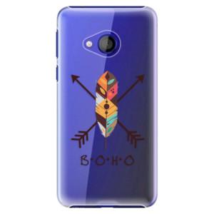 Plastové pouzdro iSaprio BOHO na mobil HTC U Play
