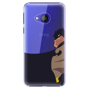 Plastové pouzdro iSaprio BaT Komiks na mobil HTC U Play