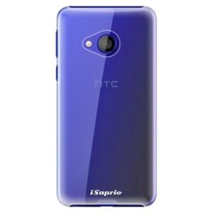 Plastové pouzdro iSaprio 4Pure mléčné bez potisku na mobil HTC U Play