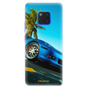 Silikonové pouzdro iSaprio (mléčně zakalené) Kára 10 na mobil Huawei Mate 20 Pro