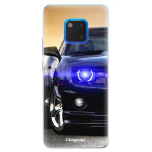 Silikonové pouzdro iSaprio (mléčně zakalené) Chevrolet 01 na mobil Huawei Mate 20 Pro