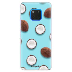 Silikonové pouzdro iSaprio (mléčně zakalené) Kokos 01 na mobil Huawei Mate 20 Pro