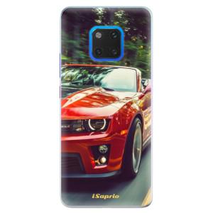 Silikonové pouzdro iSaprio (mléčně zakalené) Chevrolet 02 na mobil Huawei Mate 20 Pro