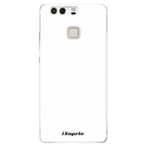 Silikonové pouzdro iSaprio 4Pure bílé na mobil Huawei P9