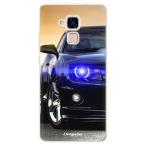 Silikonové pouzdro iSaprio (mléčně zakalené) Chevrolet 01 na mobil Honor 7 Lite