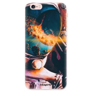 Silikonové pouzdro iSaprio (mléčně zakalené) Astronaut 01 na mobil Apple iPhone 6 Plus/6S Plus