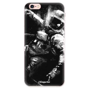 Silikonové pouzdro iSaprio (mléčně zakalené) Astronaut 02 na mobil Apple iPhone 6 Plus/6S Plus